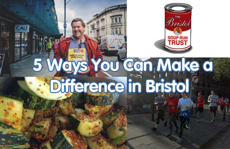 make a difference in Bristol
