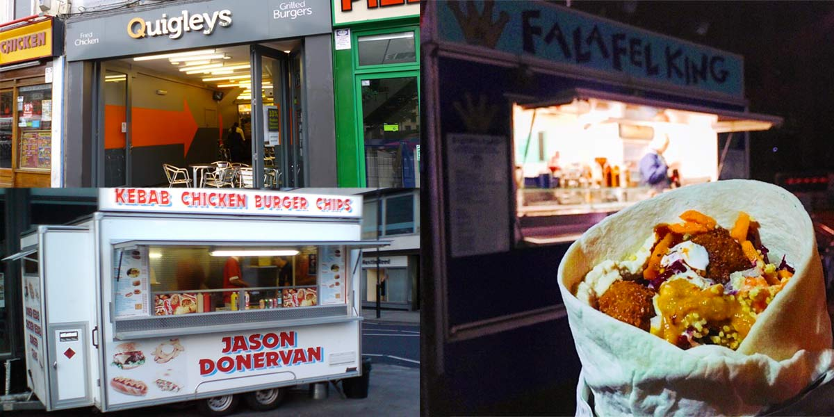 21 Awesome Places For A Drunk Takeaway In Bristol Best Of